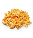 Orange Cheddar Flavored Popcorn